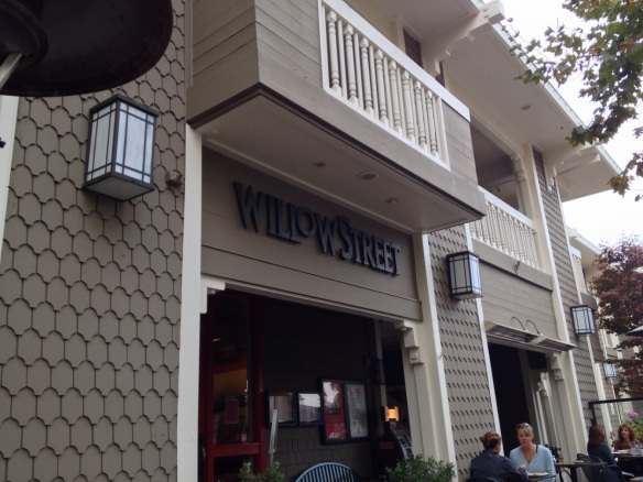 Willow Street's Los Gatos location is a nice place to be, provided you can get seated.