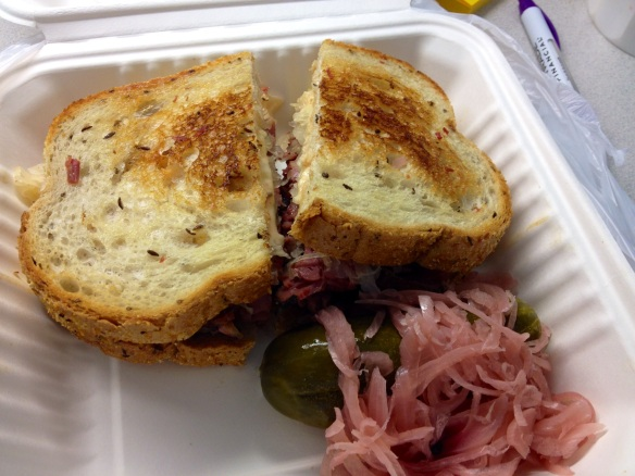 This is the Reuben you've been looking for.