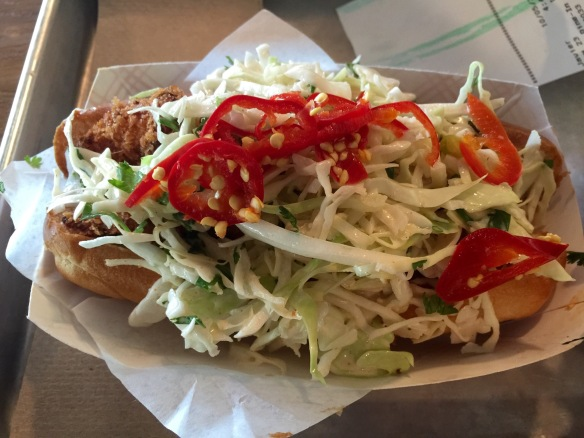 If you don't like po' boys, you aren't human. Sorry.
