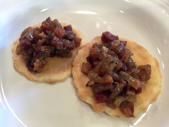 Why bacon jam? Why in the heck not?