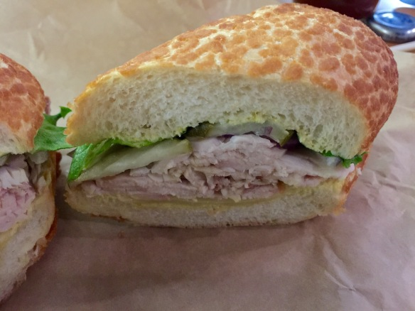 Pictures do not do this sandwich justice.