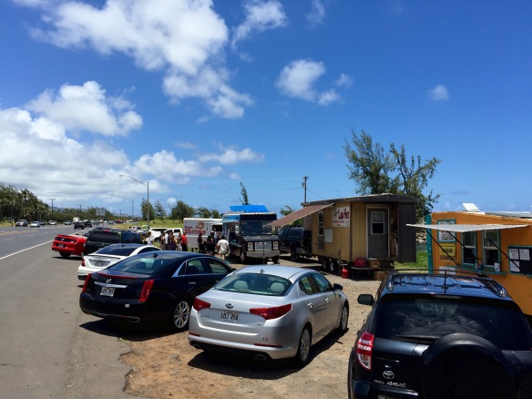 Food court, Maui style